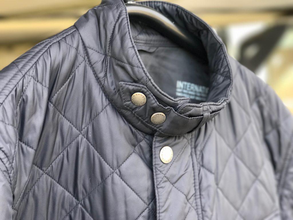 Barbour International Men's Ariel Quilt Jacket-6