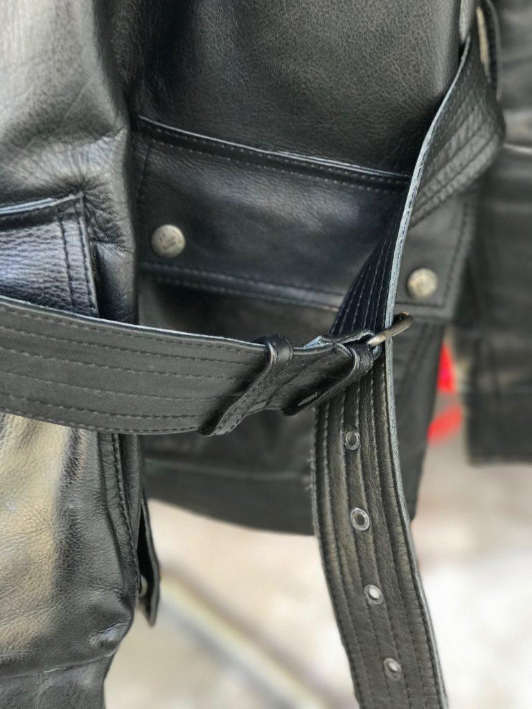 Frank Thomas Zeppelin Jacket Black-1