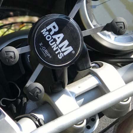 RAM Mounts Ducati Scrambler