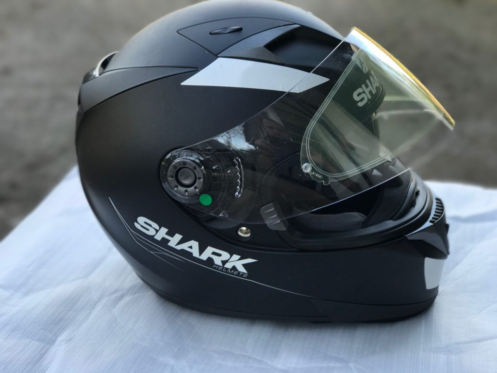 Shark S900 Dual Special Edition - Matt Black-1