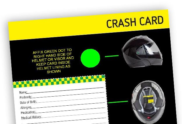 CRASH Card Scheme